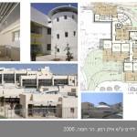בית הספר אילן רמון, ירושלים, תכנית מפלס