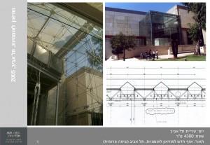 מוזיאון לאומנויות, תל אביב